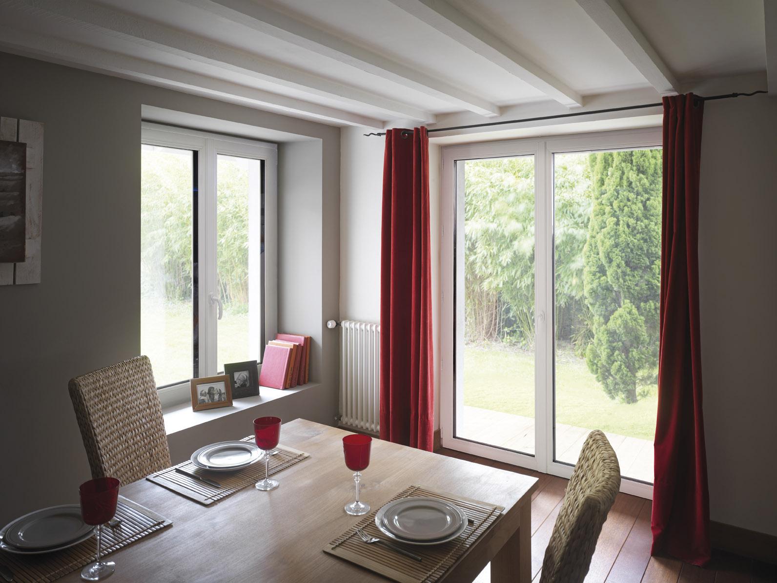 Le bilan écologique des fenêtres PVC
