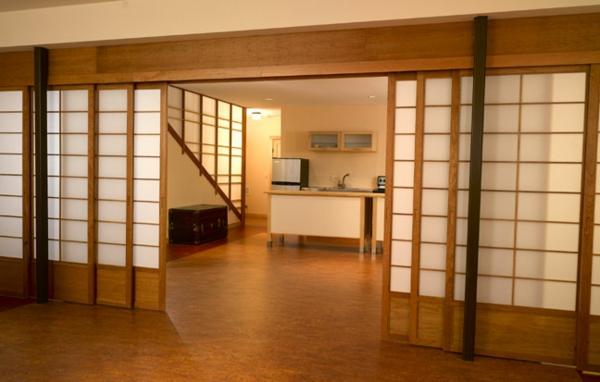 Porte Coulissante  La Japonaise  Un Charme Authentique  Les
